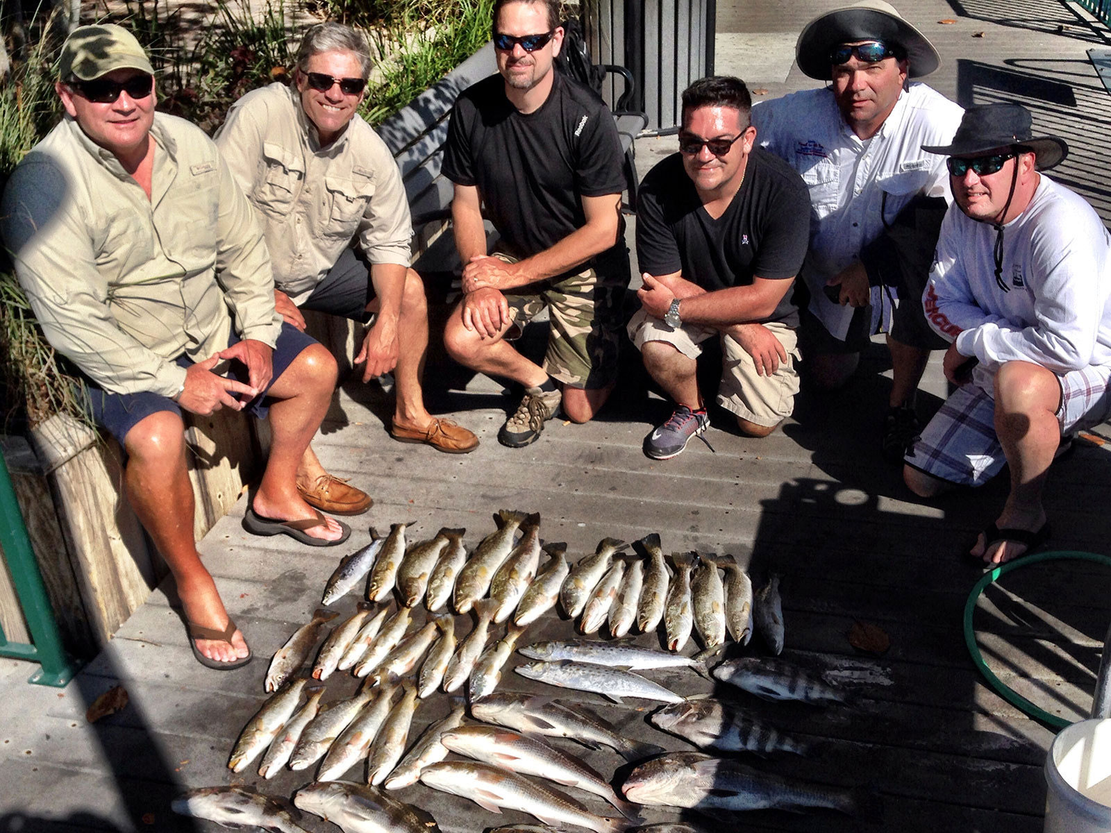 Group and Corporate Trips | Reel Florida Fishing Charters